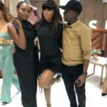 BBNaija's Lolu And BamBam Pictured With Osinbajo's Daughter Kiki
