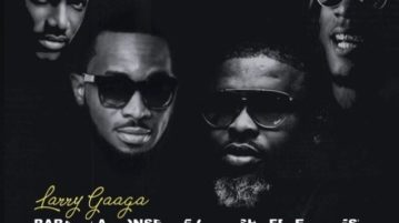 Larry Gagaa - Baba Nla ft. 2baba, D'banj & burna boy