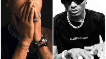 Wizkid Tags Nasty C as the Best Rapper in Africa