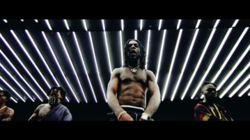 Burna Boy - Ye video
