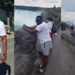 Fans Show Concern About John Dumelo's Pot Belly And Weight Gain After Getting Married