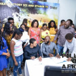 Film Maker, Ideh Chukwuma Innocent Signs A Major Deal With Silverbird Film Distribution As He Sets To Film Pillars of Africa