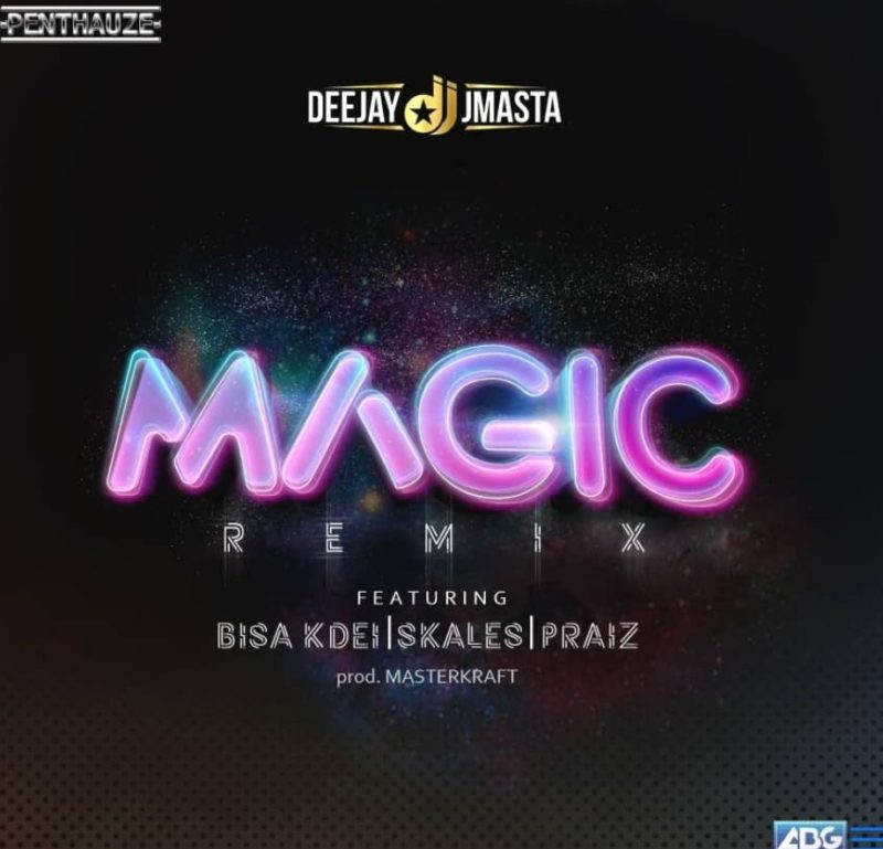 Deejay_J_Masta_ft_Bisa_Kdei_Skales_Magic_Remix mp3