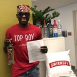 DJ Spinall Renews Endorsement Deal With Smirnoff