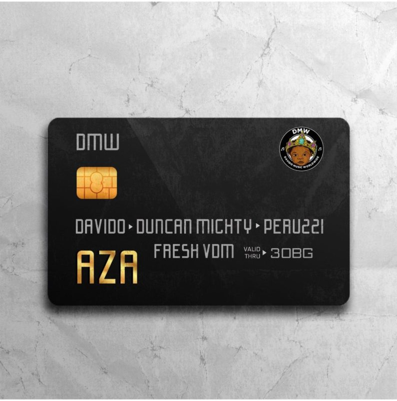 Davido - aza ft. Duncan Mighty & Peruzzi mp3