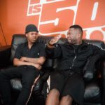 Nasty C Hangs Out With American Rapper & Actor 50 Cent
