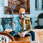 AKA Shares Behind The Scene Photos From 'Fela In Versace' Video Shoot