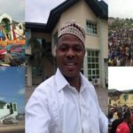 Yinka Ayefele's ₦800 Million Music House Before And After Demolition