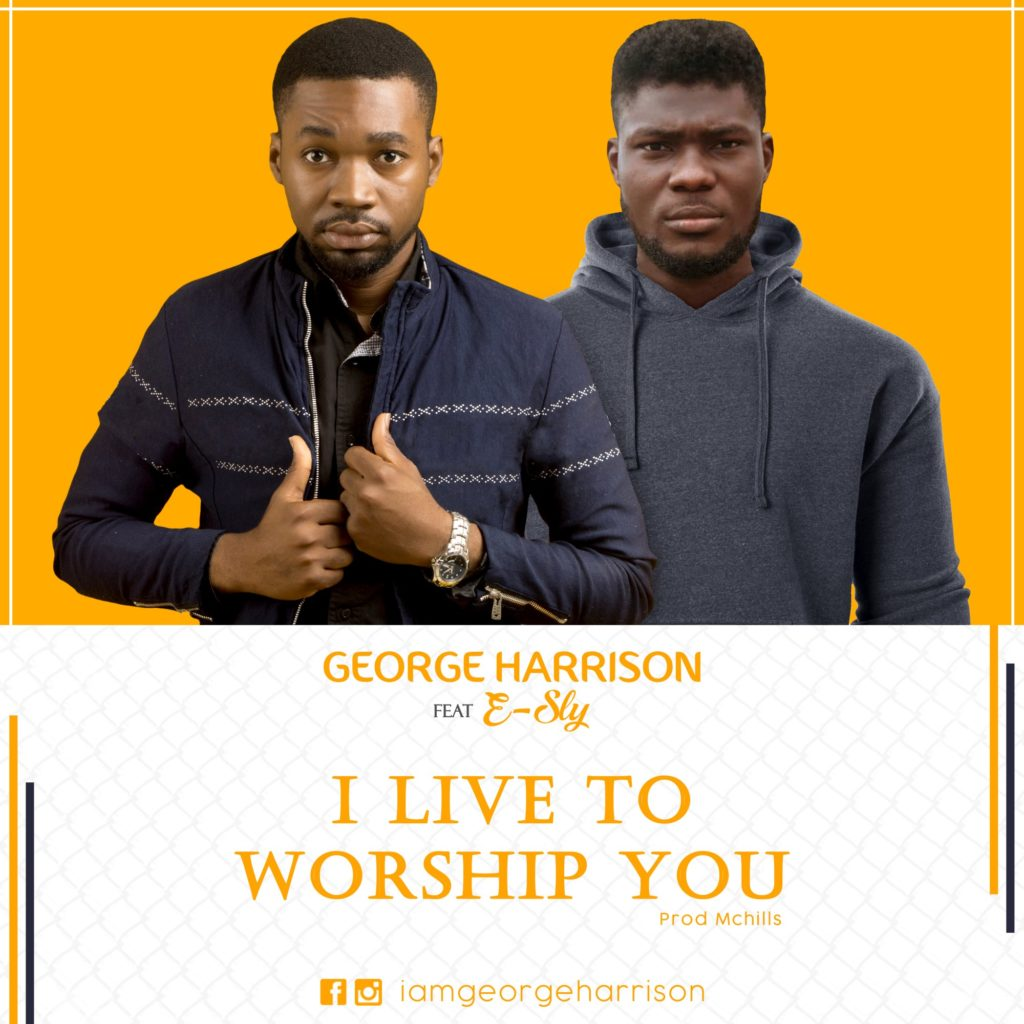 George Harrison - I Live to Worship ft. E-Sly