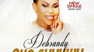 DebSandy - Aka Chukwu (Hand of God)