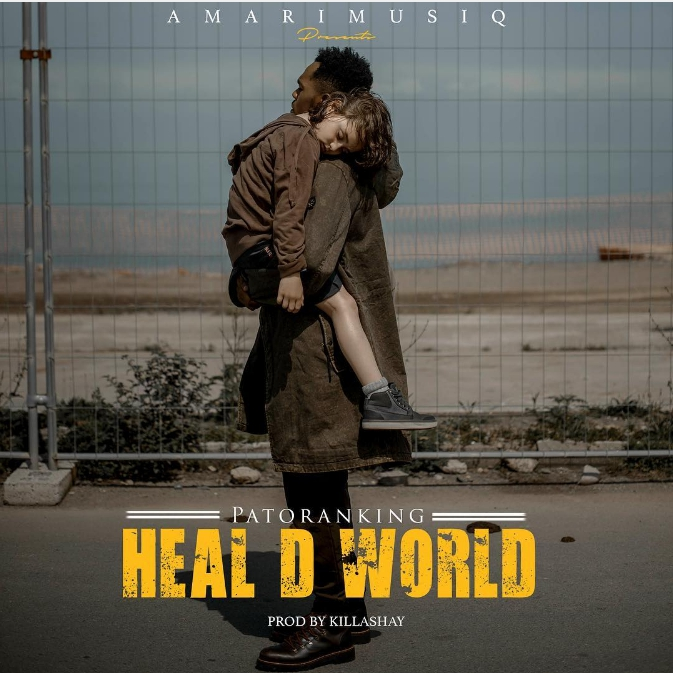 Patoranking - Heal D World mp3 download