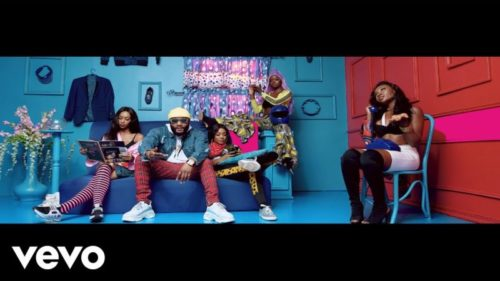 Kcee - Boo ft. Tekno video