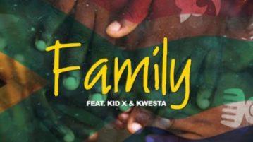 Major League - Family ft. Kwesta & Kid X