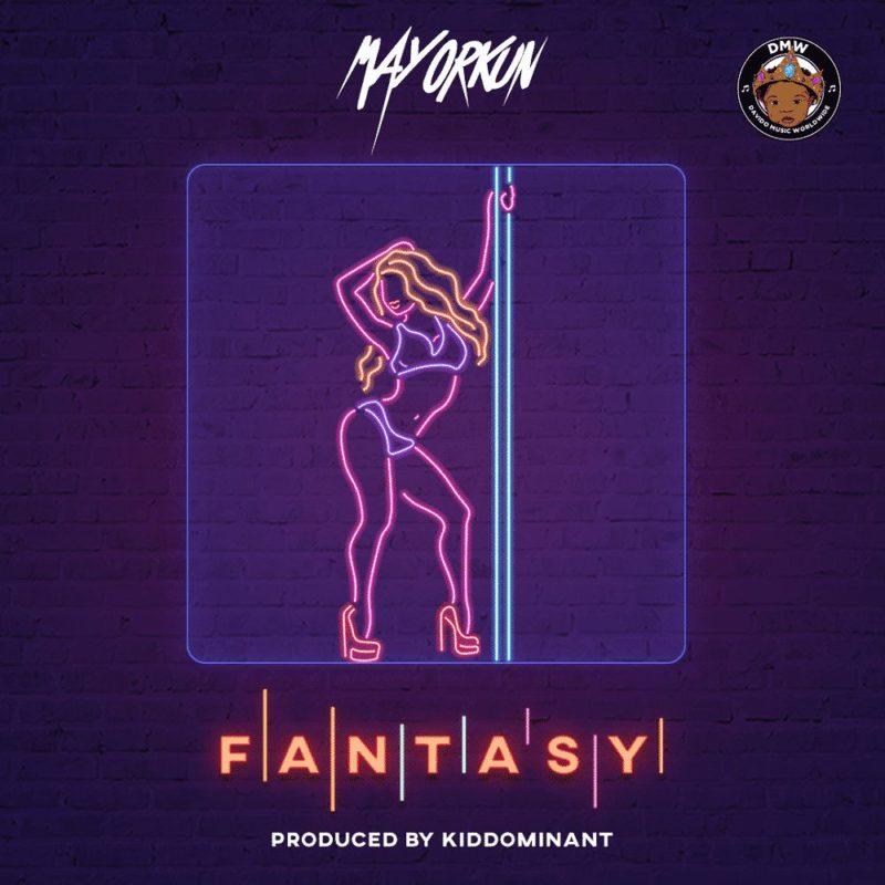 Mayorkun - fantasy mp3 download