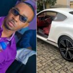 Pretty Mike Shares Photos Of His Brand New Bentley GT