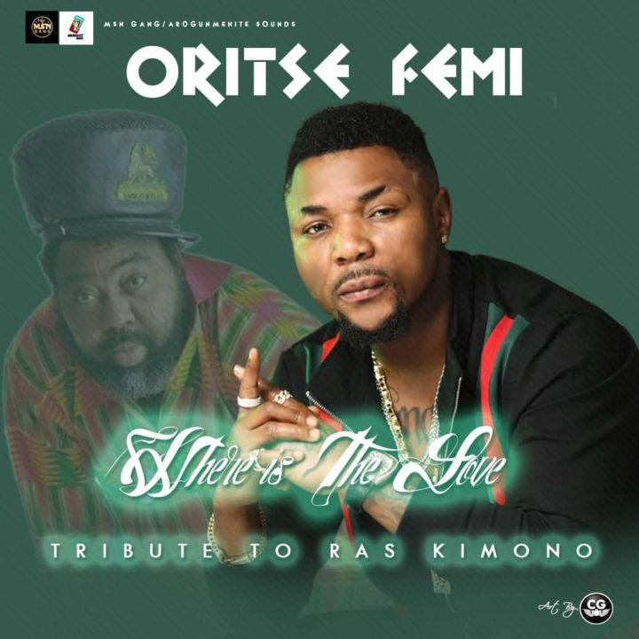 Oritse Femi - Where Is The Love (Raskimono Tribute)