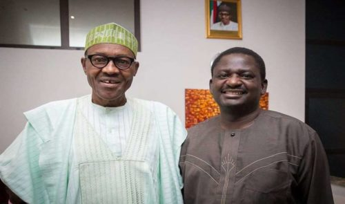 "2019 Election: ""Nigerians will vote Buhari massively for different reasons'"" - Femi Adesina"
