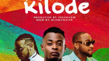 Pryme ft. Peruzzi & Davido - Kilode [New Music]