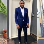 Lady Dashes Ubi Franklin N50k For His Hustle And He's Giving It Out