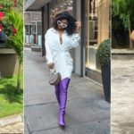 """I Am Most Thankful For Failed Relationships"" – Toke Makinwa"