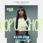 Tiwa Savage Announces Pop Up Shop Ahead Of Her London Concert