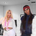 Another One! Tiwa Savage Finishes Collaboration With Stefflon Don