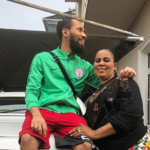 Phyno Shares Beautiful Photo With His Mom