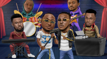 Gospelondebeatz - run am ft. Davido & Peruzzi mp3