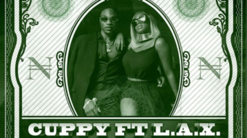 DJ Cuppy - Currency ft. L.A.X mp3