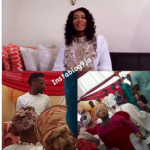 9ice Gets A Traditional Marriage To Fiancee Via Skype