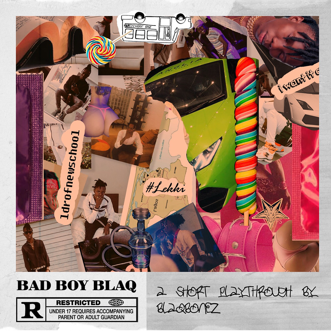 Blaqbonez unveils album cover art tracklist ahead of bad boy blaq blaqbonez unveils album cover art tracklist ahead of bad boy blaq release fast rising hip hop star blaqbonez is on his way to the release of his debut thecheapjerseys Gallery