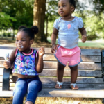 Davido's Daughters Bond Together As He Promises To Make Them Happy At All Cost