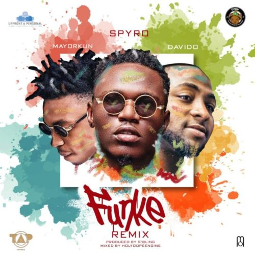 Spyro – Funke (Remix) ft. Davido & Mayorkun mp3