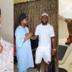Tonto Dikeh's Reaction To Davido Registering For NYSC
