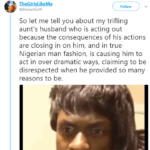 Man Abandons His Family Abroad To Marry A Younger Woman In Nigeria But His Family Have Their Revenge