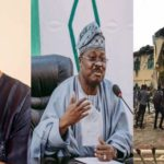 """Curses Can't Affect Me Because I Am Doing The Right Thing"" – Governor Ajimobi Says About Demolition"