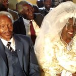 Woman Gets Married For The First Time At The Age Of 60