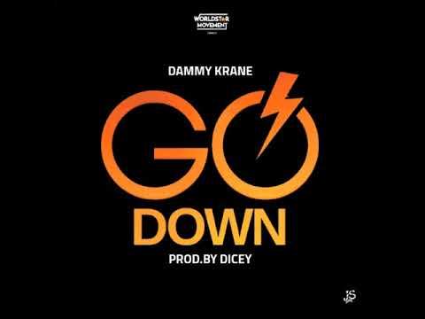 Dammy Krane X DJ Dotwine - go down mp3