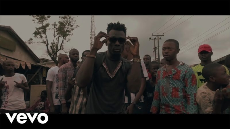 Terry Apala - Mushin (Barking Cover) [New Video]