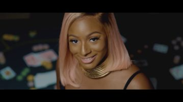 DJ Cuppy ft. L.A.X - currency video