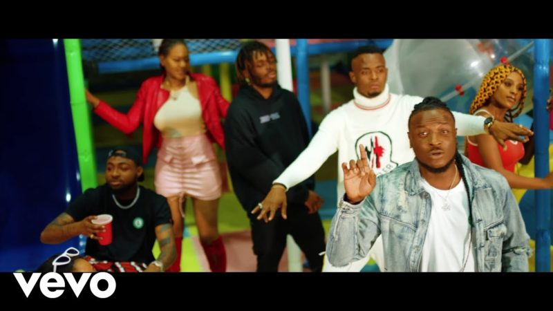 Pryme ft. Peruzzi & Davido – Kilode [New video]