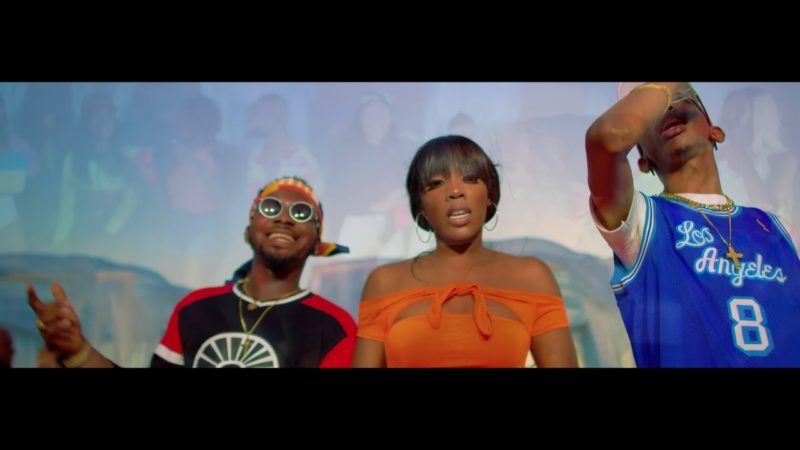 DJ Consequence Do Like This ft. Tiwa Savage & Mystro New Video