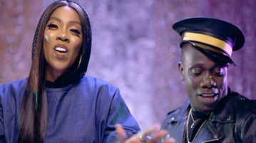 Tiwa savage - lova lova ft. Duncan mighty video