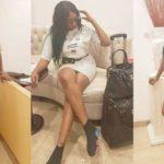 Nollywood Actress, Oge Okoye Flaunts Legs In New Photos