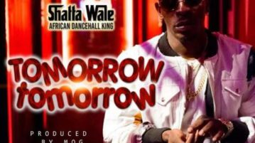 Shatta Wale - Tomorrow Tomorrow mp3