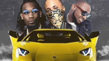 Sina Rambo - Lamborghini ft. Davido & Offset mp3