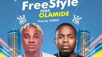 Danny S - freestyle ft. Olamide mp3