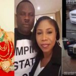 Nigerian Billionaire, Kenneth Bramor Surprises First Wife With A Rolls Royce After Getting Married To A 2nd Wife