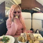 DJ Cuppy Is Living The Big Girl's Life In Ibiza