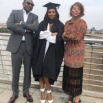 Billionaire's Daughter, Temi Otedola Graduates From The University College London With A Bachelor's Degree In History Of Art
